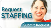 Request Staffing
