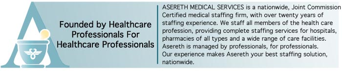 Asereth - Founded by Healthcare Professionals For Healthcare Professionals